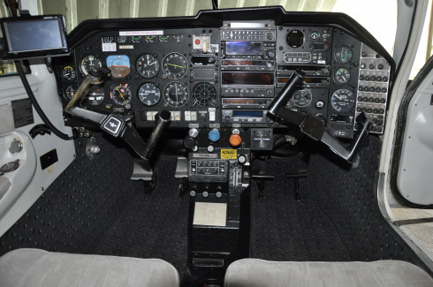 Mooney Cockpit